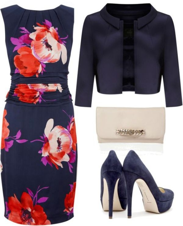 floral-outfits-136 84+ Breathtaking Floral Outfit Ideas for All Seasons 2018