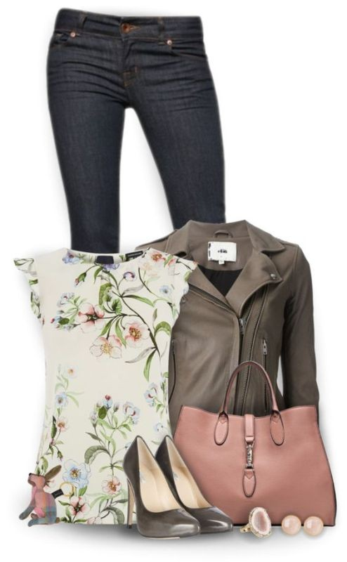 floral-outfits-14 84+ Breathtaking Floral Outfit Ideas for All Seasons 2018