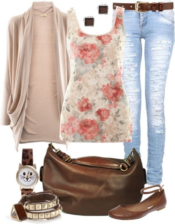 floral-outfits-143 84+ Breathtaking Floral Outfit Ideas for All Seasons