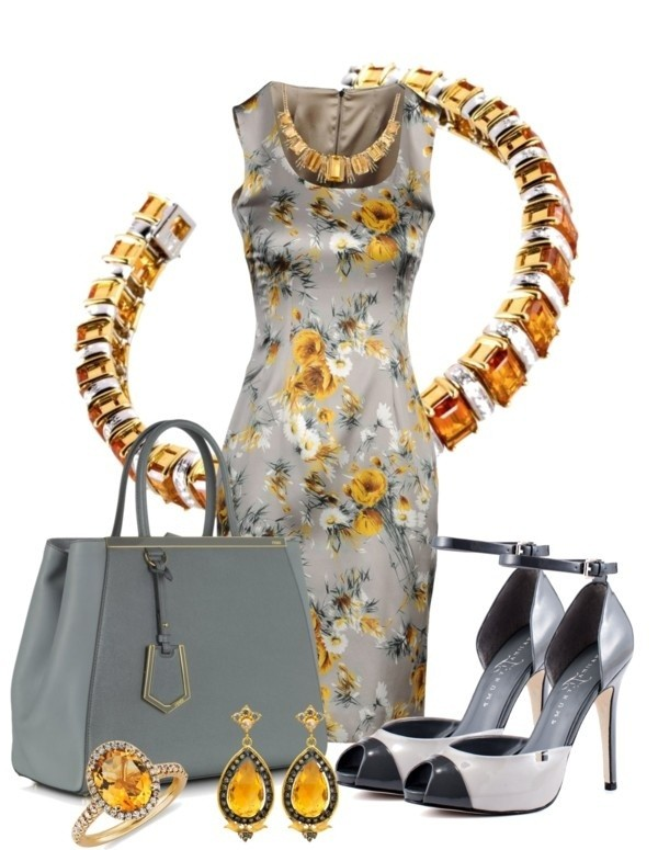 floral-outfits-145 84+ Breathtaking Floral Outfit Ideas for All Seasons