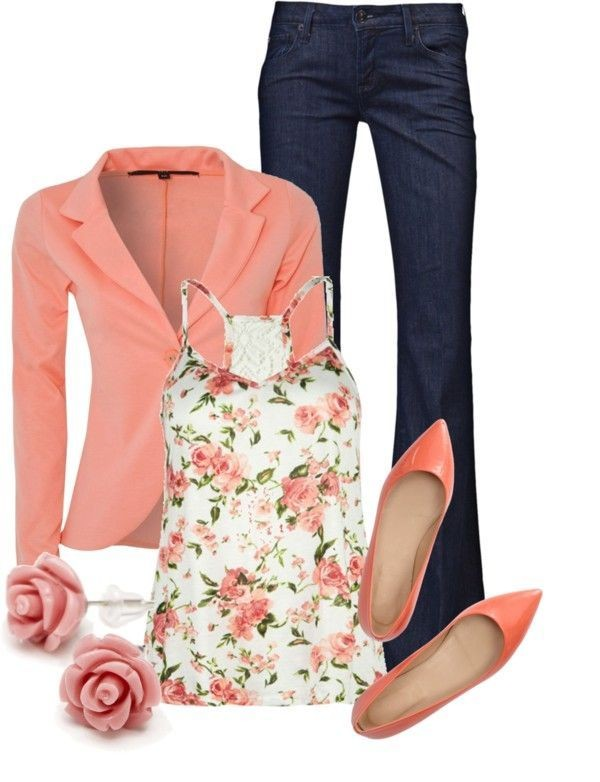 floral-outfits-146 84+ Breathtaking Floral Outfit Ideas for All Seasons 2018