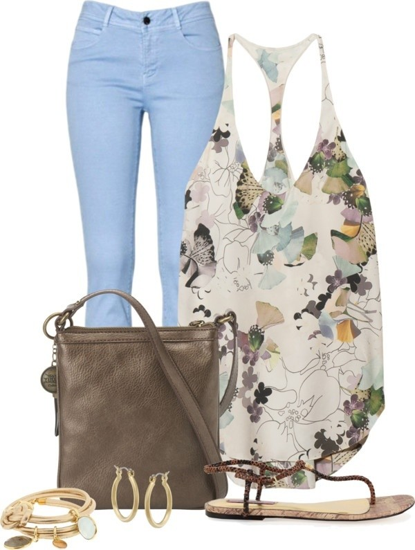 floral-outfits-147 84+ Breathtaking Floral Outfit Ideas for All Seasons 2018