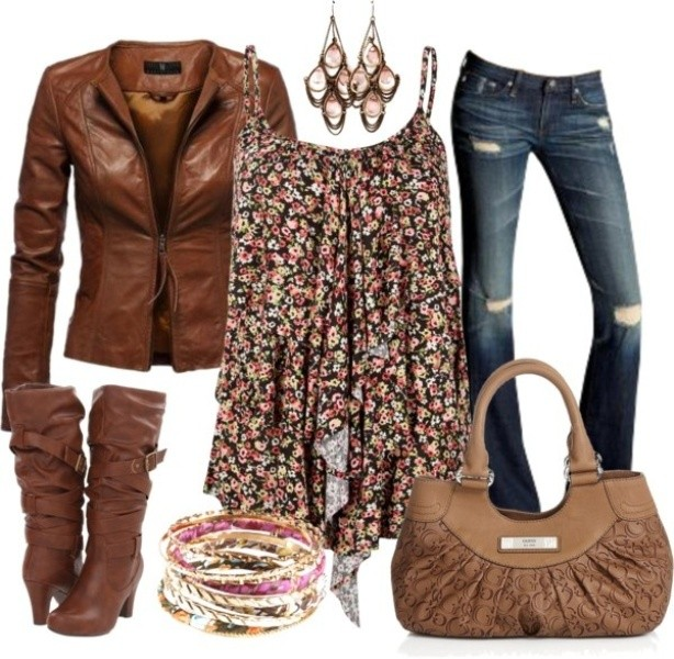 floral-outfits-150 84+ Breathtaking Floral Outfit Ideas for All Seasons