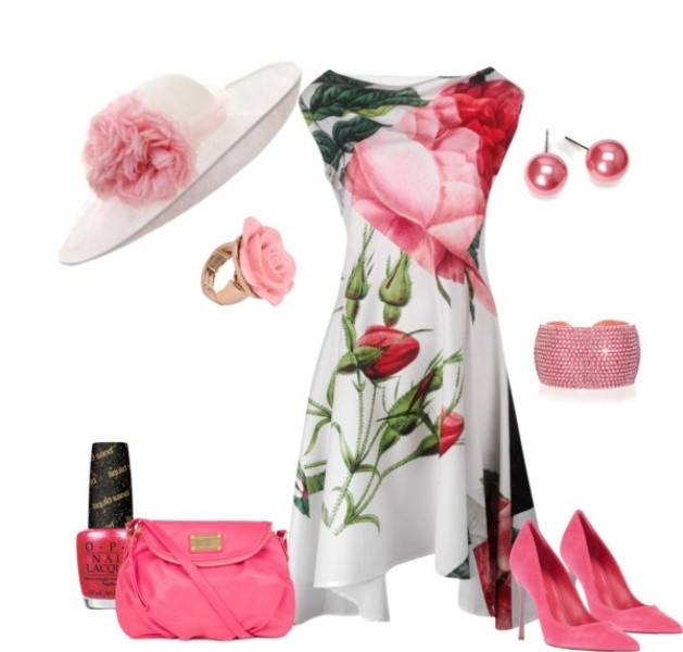 floral-outfits-151 84+ Breathtaking Floral Outfit Ideas for All Seasons 2017
