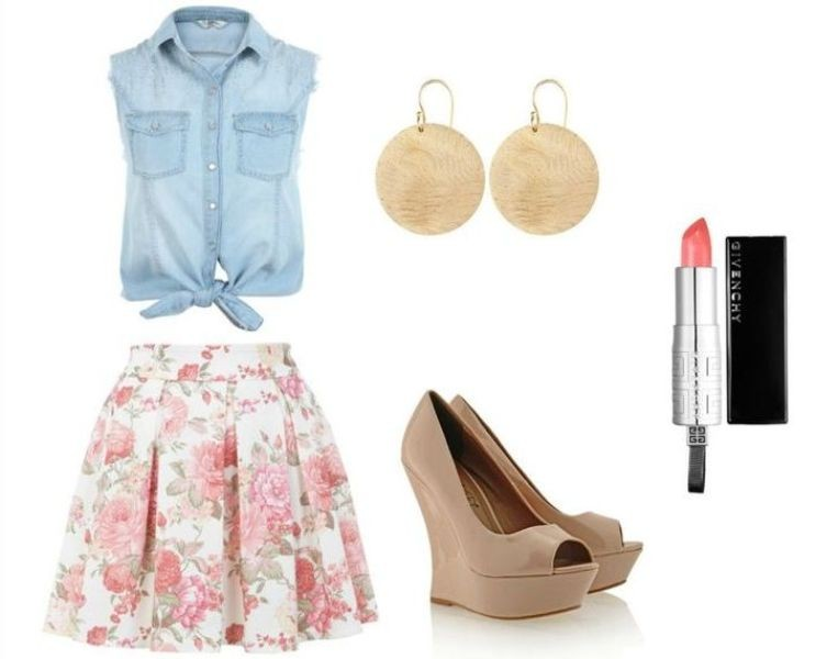floral-outfits-154 84+ Breathtaking Floral Outfit Ideas for All Seasons