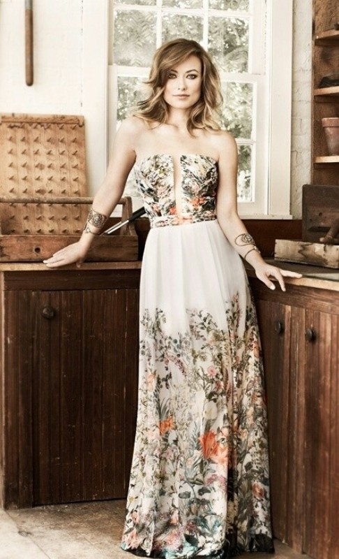 floral-outfits-163 84+ Breathtaking Floral Outfit Ideas for All Seasons 2017