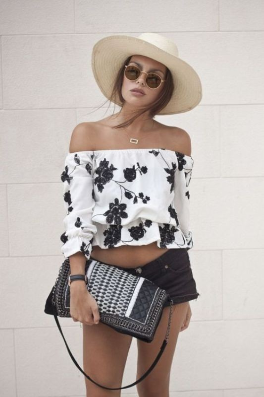 floral-outfits-167 84+ Breathtaking Floral Outfit Ideas for All Seasons