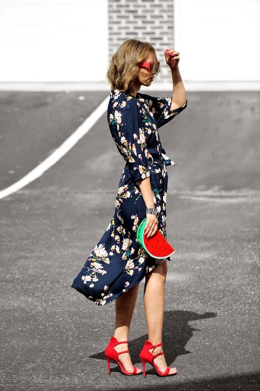 floral-outfits-172 84+ Breathtaking Floral Outfit Ideas for All Seasons 2018