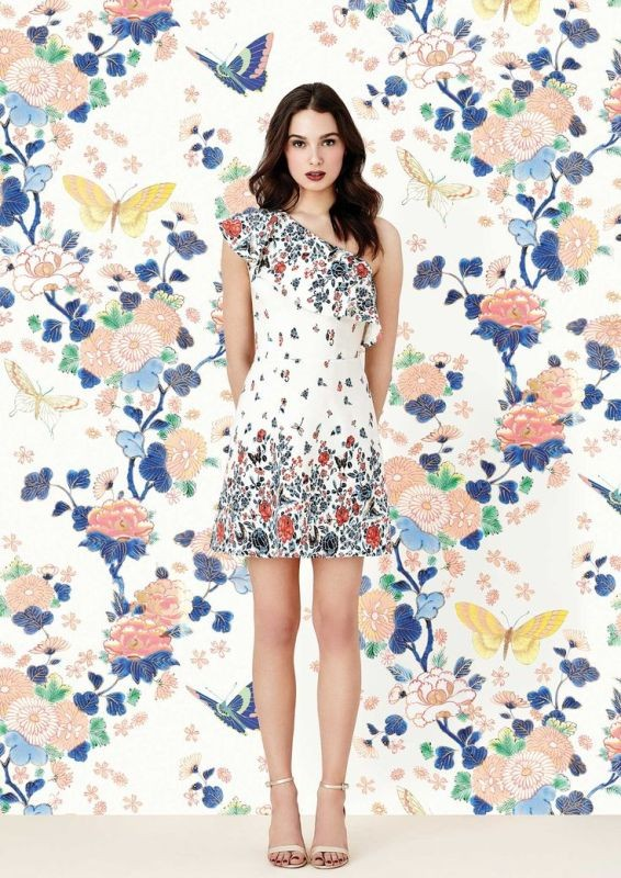 floral-outfits-180 84+ Breathtaking Floral Outfit Ideas for All Seasons