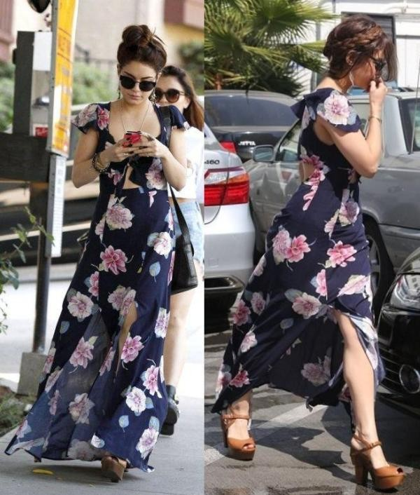 floral-outfits-183 84+ Breathtaking Floral Outfit Ideas for All Seasons 2018