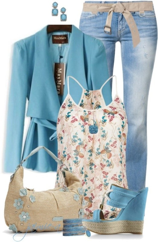 floral-outfits-23 84+ Breathtaking Floral Outfit Ideas for All Seasons 2018