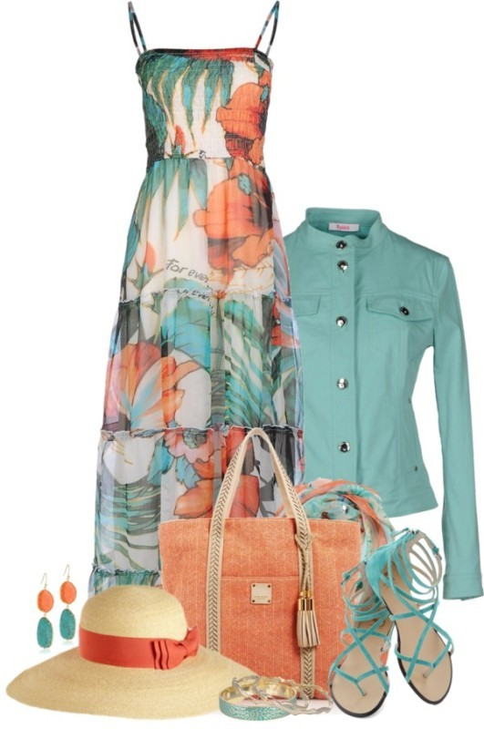 floral-outfits-27 84+ Breathtaking Floral Outfit Ideas for All Seasons