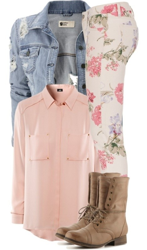 floral-outfits-3 84+ Breathtaking Floral Outfit Ideas for All Seasons
