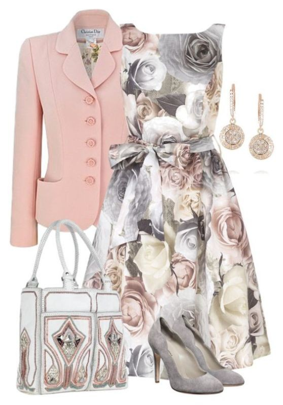 floral-outfits-40 84+ Breathtaking Floral Outfit Ideas for All Seasons
