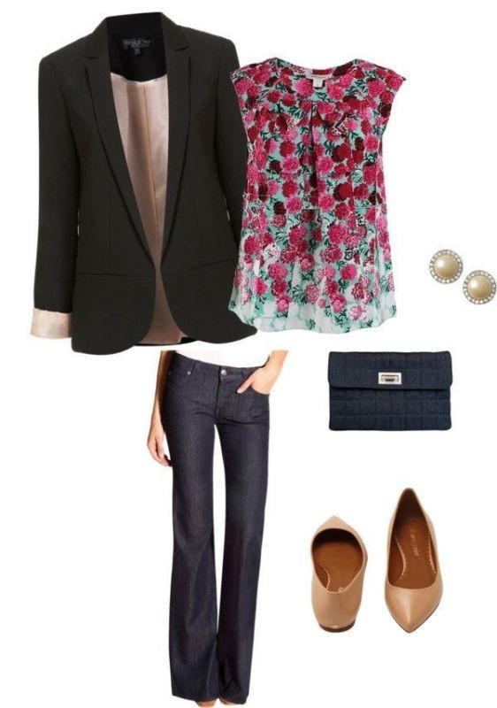 floral-outfits-41 84+ Breathtaking Floral Outfit Ideas for All Seasons