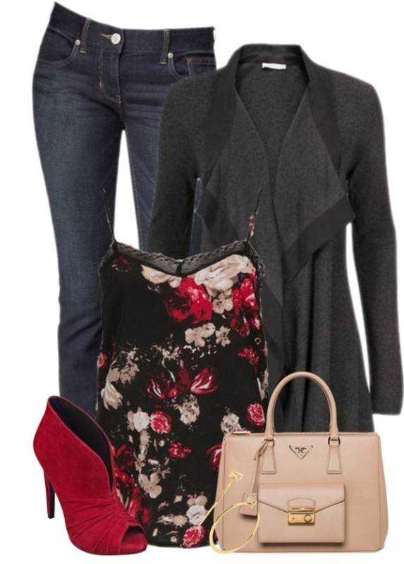 floral-outfits-43 84+ Breathtaking Floral Outfit Ideas for All Seasons