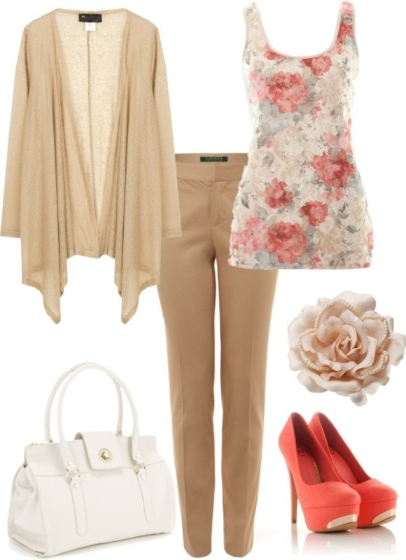 floral-outfits-45 84+ Breathtaking Floral Outfit Ideas for All Seasons 2018