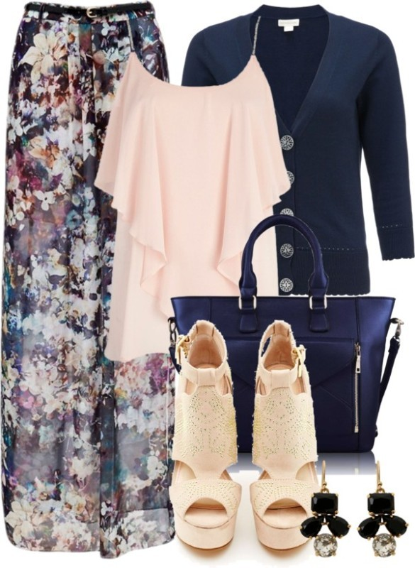 floral-outfits-47 84+ Breathtaking Floral Outfit Ideas for All Seasons 2018