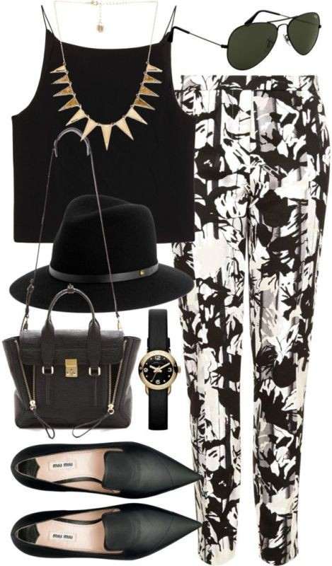 floral-outfits-5 84+ Breathtaking Floral Outfit Ideas for All Seasons 2018