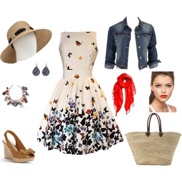 floral-outfits-54 84+ Breathtaking Floral Outfit Ideas for All Seasons