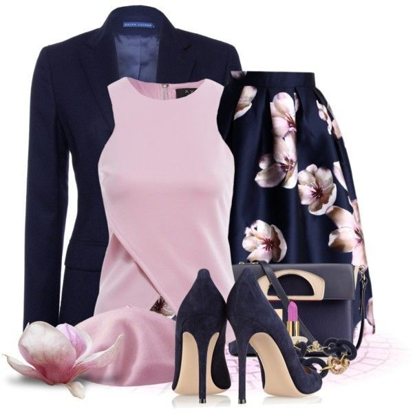 floral-outfits-63 84+ Breathtaking Floral Outfit Ideas for All Seasons 2018