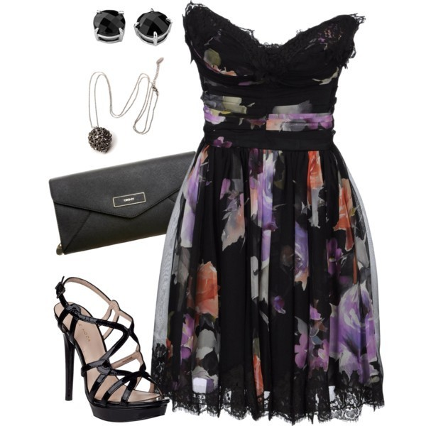floral-outfits-64 84+ Breathtaking Floral Outfit Ideas for All Seasons 2018