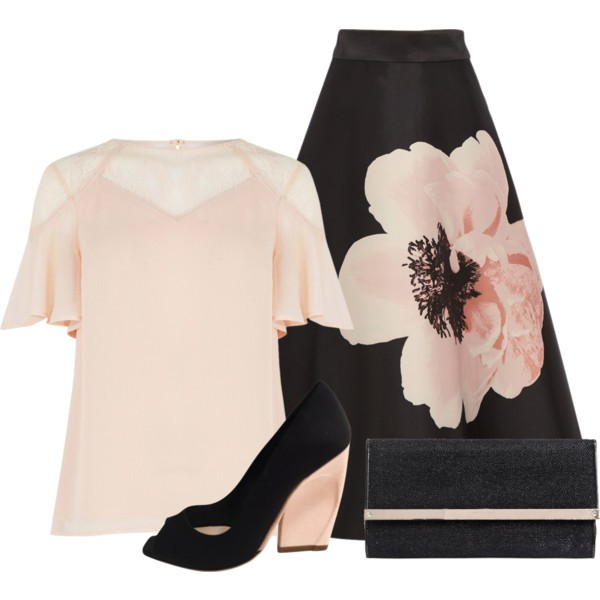 floral-outfits-72 84+ Breathtaking Floral Outfit Ideas for All Seasons