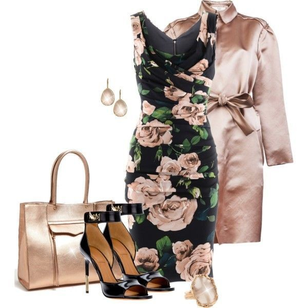 floral-outfits-75 84+ Breathtaking Floral Outfit Ideas for All Seasons 2018