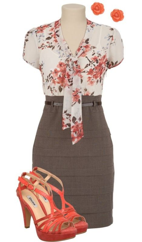 floral-outfits-8 84+ Breathtaking Floral Outfit Ideas for All Seasons