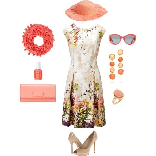 floral-outfits-84 84+ Breathtaking Floral Outfit Ideas for All Seasons 2018