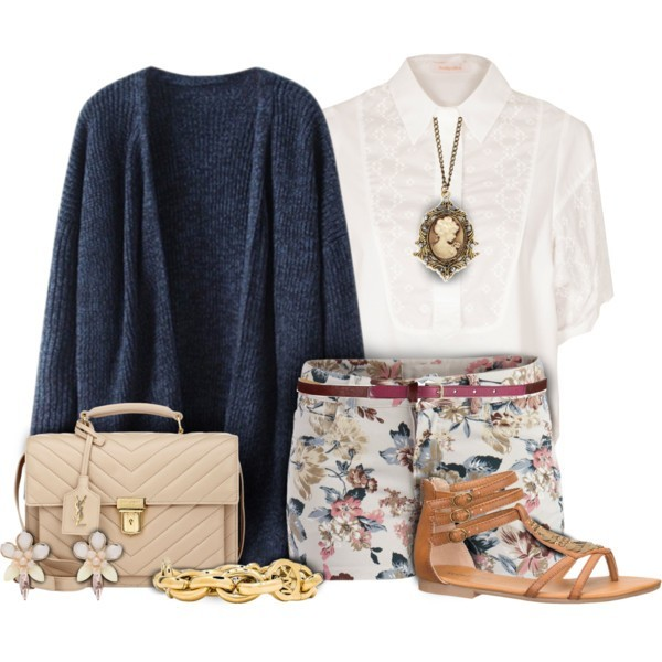floral-outfits-87 84+ Breathtaking Floral Outfit Ideas for All Seasons 2018