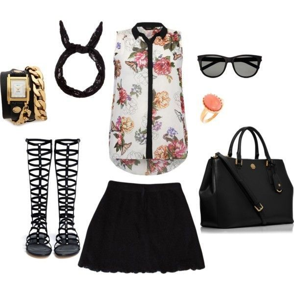 floral-outfits-93 84+ Breathtaking Floral Outfit Ideas for All Seasons 2018