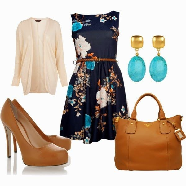 floral-outfits-94 84+ Breathtaking Floral Outfit Ideas for All Seasons 2018