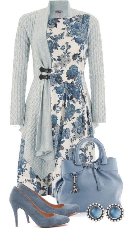 floral-outfits 84+ Breathtaking Floral Outfit Ideas for All Seasons