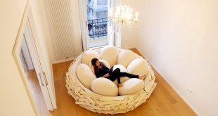 12 Unusual and Innovative Beds Ever