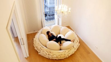 Photo of 12 Unusual Beds That are Innovative