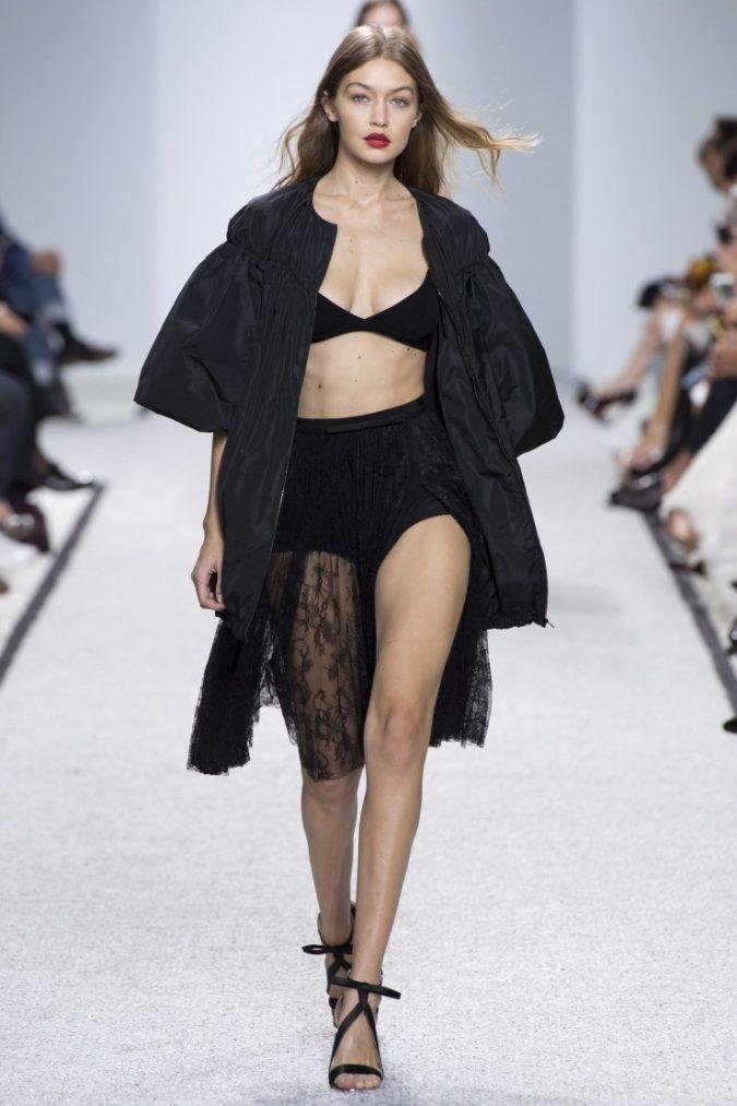 gigi-hadid-in-giambattista-valli-spring-17-outfit-photo-by-yannis-vlamos-indigital-tv-the-luxe-lookbook-675x1013 35+ Stellar European Fashions for Spring 2020