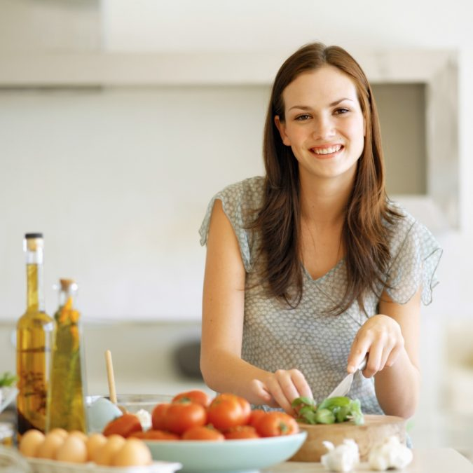 girl-cooking-675x675 How To Get Ripped fast with the Atkins Diet