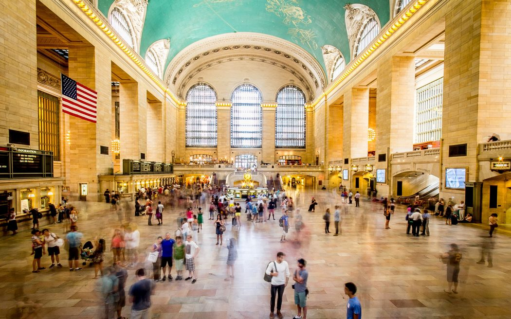 grand-central-TRAIN1215 7 Main Facts About New York City You've Never Known