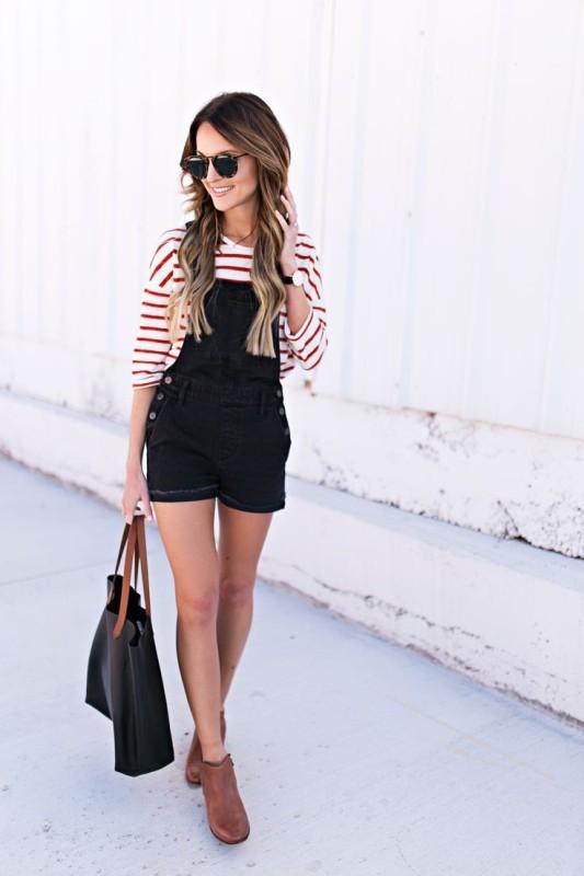 horizontal-stripes-1 77+ Elegant Striped Outfit Ideas and Ways to Wear Stripes