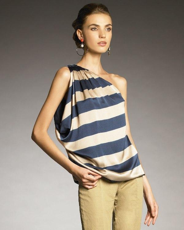 horizontal-stripes-16 77+ Elegant Striped Outfit Ideas and Ways to Wear Stripes