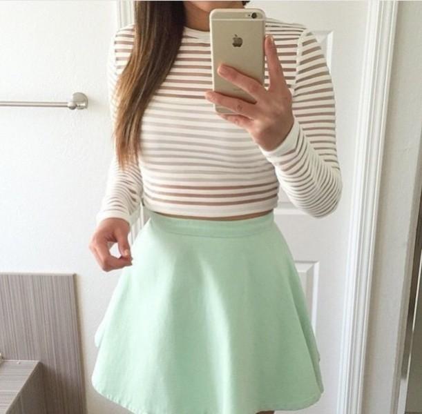 horizontal-stripes-17 77+ Elegant Striped Outfit Ideas and Ways to Wear Stripes