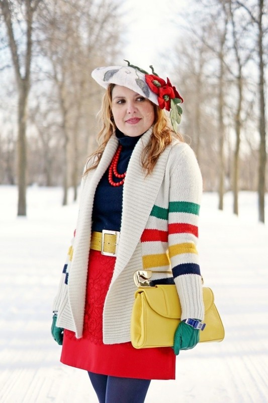 horizontal-stripes-2 77+ Elegant Striped Outfit Ideas and Ways to Wear Stripes
