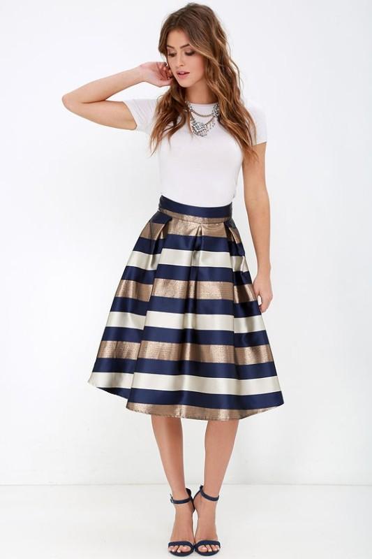 horizontal-stripes-4 77+ Elegant Striped Outfit Ideas and Ways to Wear Stripes