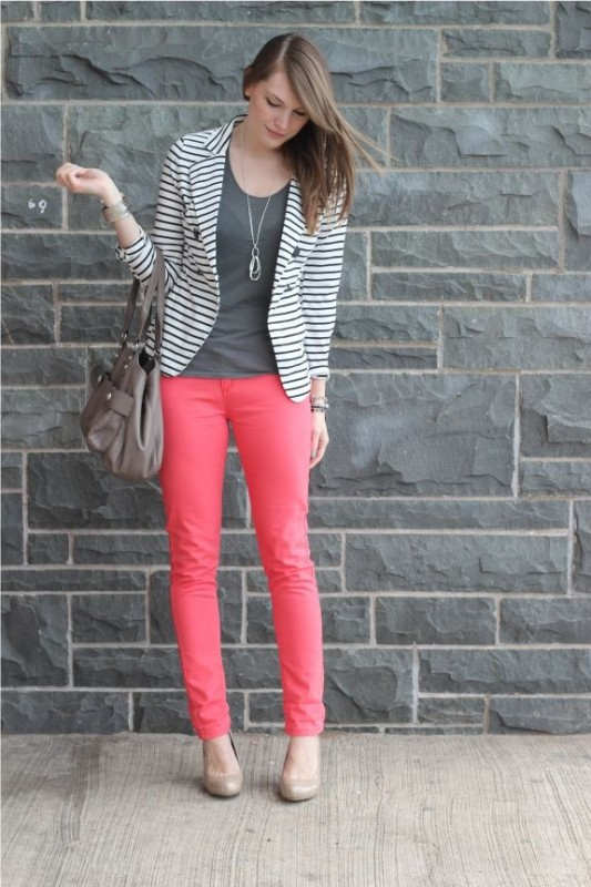 horizontal-stripes-7 77+ Elegant Striped Outfit Ideas and Ways to Wear Stripes
