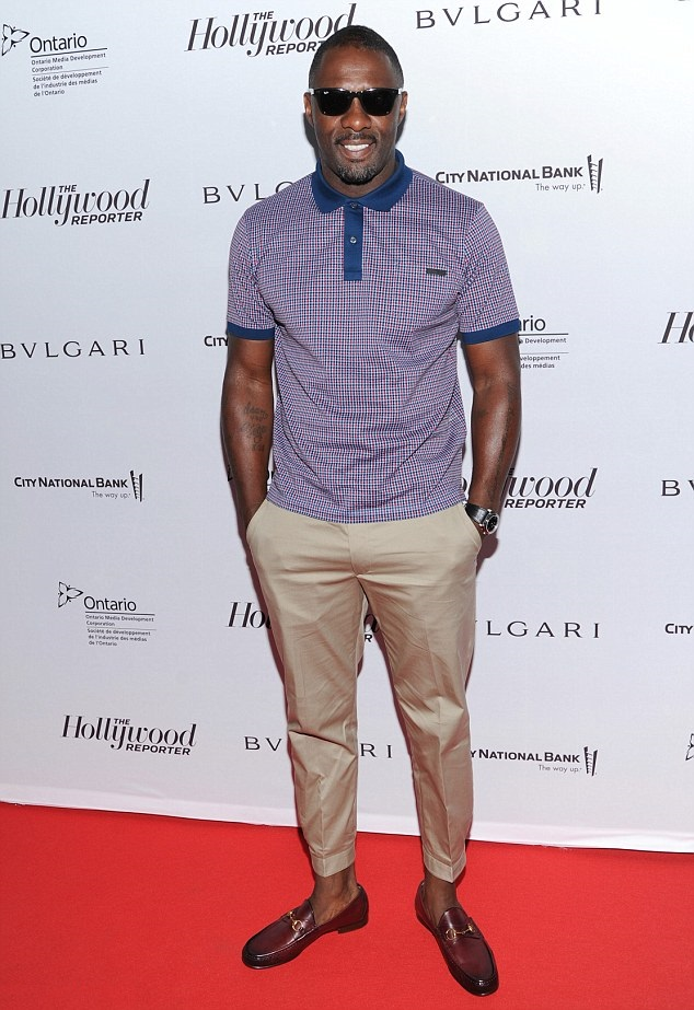 idris0-1BB64F14000005DC-dailymail 15 Male Celebrities Fashion Trends for Summer 2018