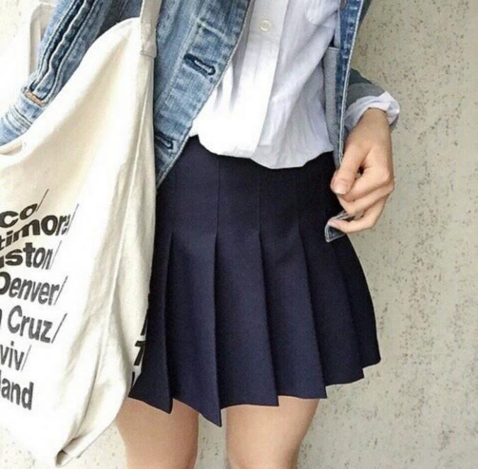 image-2-675x663 10 Stylish Spring Outfit Ideas for School
