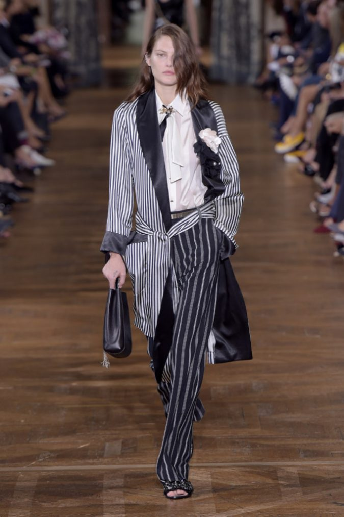 lanvin-spring-2017-collection-8-675x1013 35+ Stellar European Fashions for Spring 2018