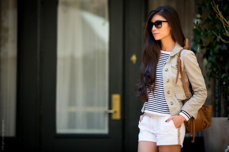 nautical-stripes-10 77+ Elegant Striped Outfit Ideas and Ways to Wear Stripes