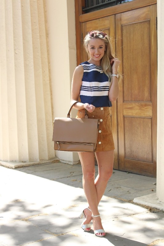 nautical-stripes-6 77+ Elegant Striped Outfit Ideas and Ways to Wear Stripes
